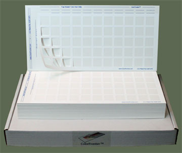 A full set of boards with its shipping carton.